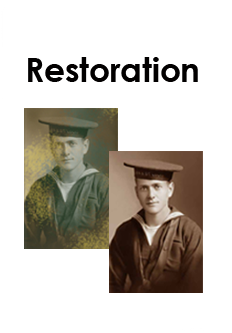 Restore Old Photos here at Photo Hippo