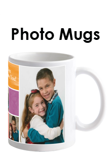 Photo Mugs Personalised
